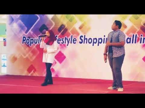 Syafa Wany &  Alif Syazwan - Gelora Hatiku (Live Alor Setar Mall)