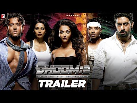 Dhoom:2 | Official Trailer | Hrithik |...