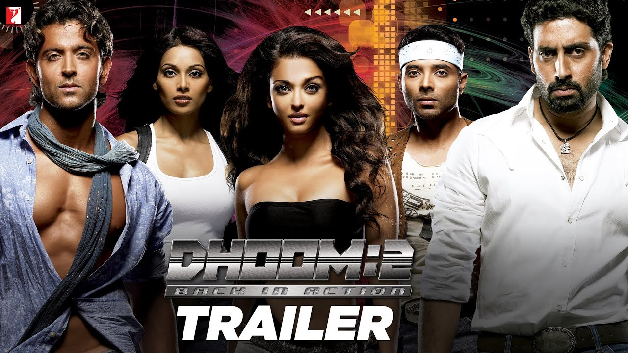 music de film dhoom 2 mp3