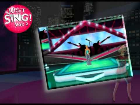 Just Sing! 2 Nintendo DS DSi Karaoke Game Trailer - PQube