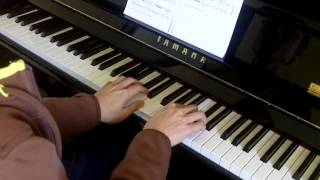 LCM Piano 2013-2017 Grade 3 List A1 Hassler Andantino in A Op.38 No.31 Performance