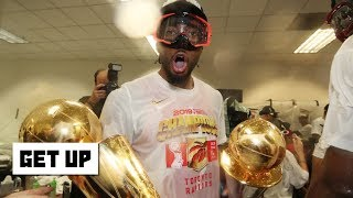 Kawhi brought the Raptors to 'the promised land' with NBA Finals victory – Jay Williams | Get Up
