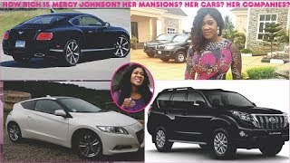 How Rich is Mercy Johnson in 2019 Her Mansions Cars Luxuries amp Assets