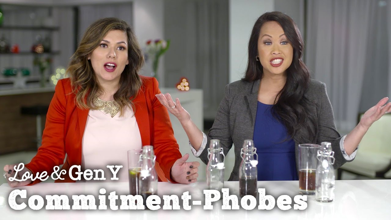 commitment phobia test