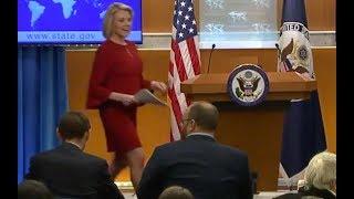 Heather Nauert State Department Press Briefing 3/8/18