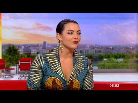 Caro Emerald Interview BBC Breakfast 2013