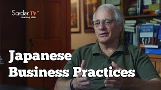 What is it important to know about Japanese businesses practices? by Michael Cusumano