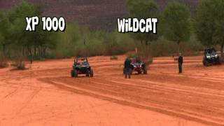 1000cc Shootout.  XP1000 vs Maverick XRS vs Wildcat X