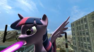 My Little(Not so much) Pony GMOD: Twilightzilla (AKA More Alicorn Twilight Drama)