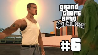 "Grand Theft Auto: San Andreas - Gameplay Walkthrough (Part 6) ""Running Dog"""