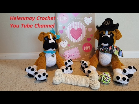 Perro Yorkshire terrier a crochet - Tutorial paso a paso | Perro ... | 360x480