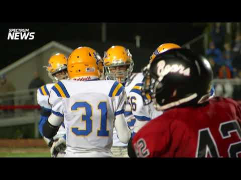 High school football: Cazenovia vs. Chittenango highlights