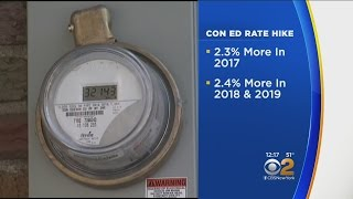 Con Ed Gas Rates Going Up