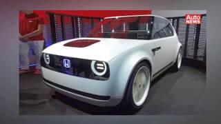 2020 honda urban ev concept | 2020 Honda Urban SUV Concept a new crossover.