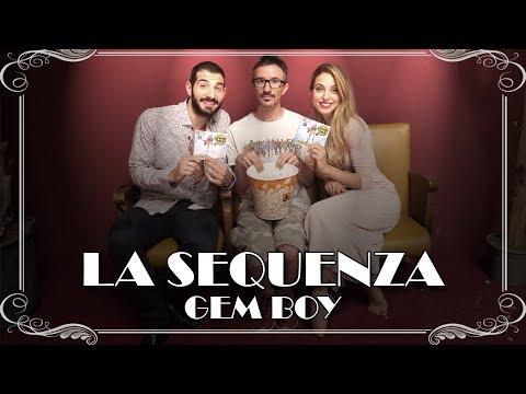 Gem Boy - La sequenza