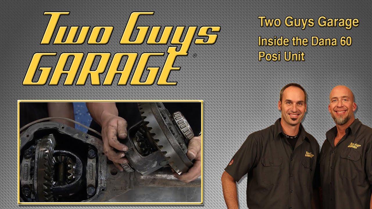 Inside a Dana 60 Posi Unit | Two Guys Garage