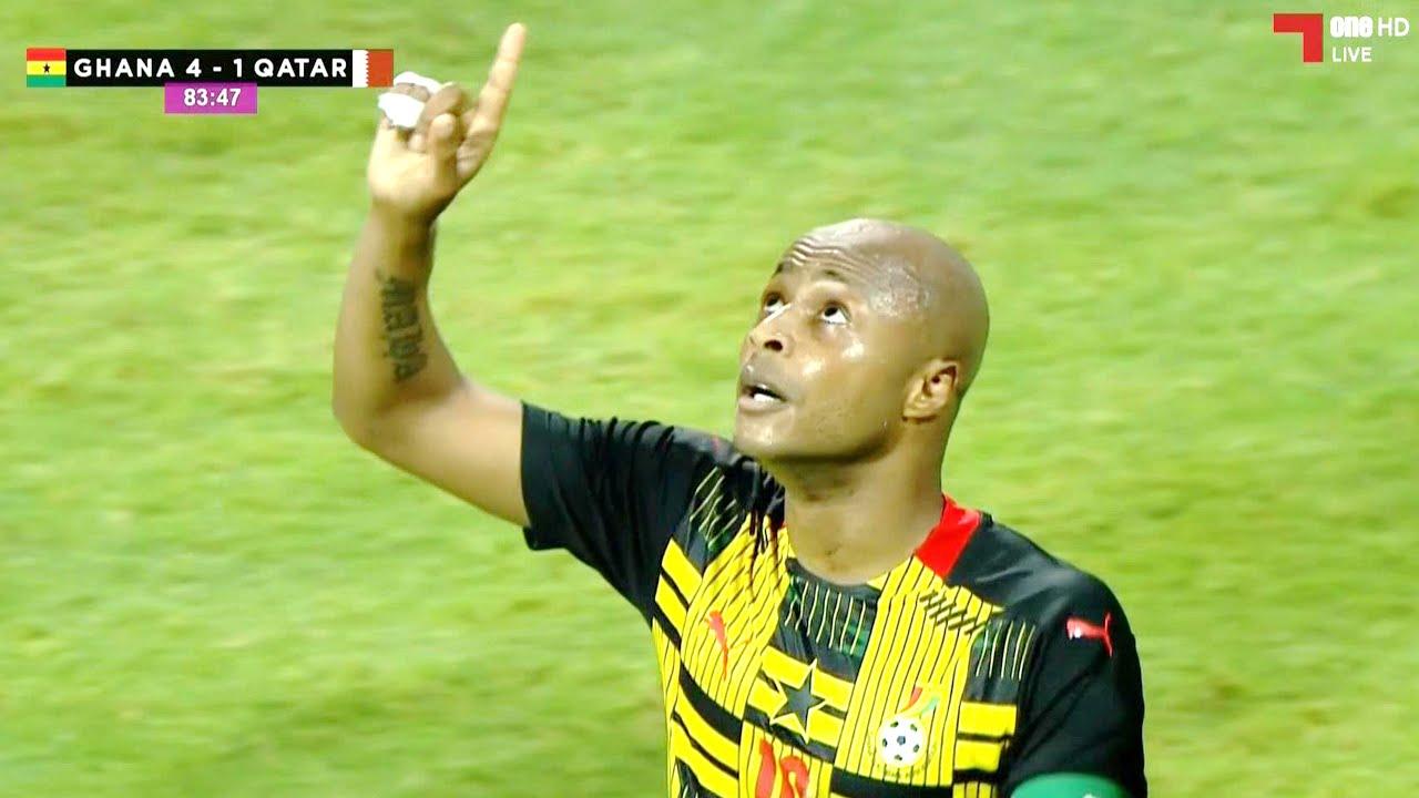 Ghana vs Qatar 5-1 | All Goals & Highlights | Friendly match 12-10-2020 -  YouTube