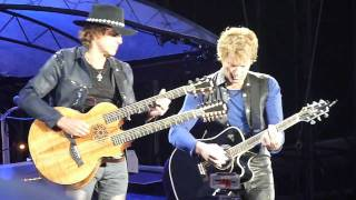 Bon Jovi - Never Say Goodbye HD (Zeebrugge July 24, 2011)