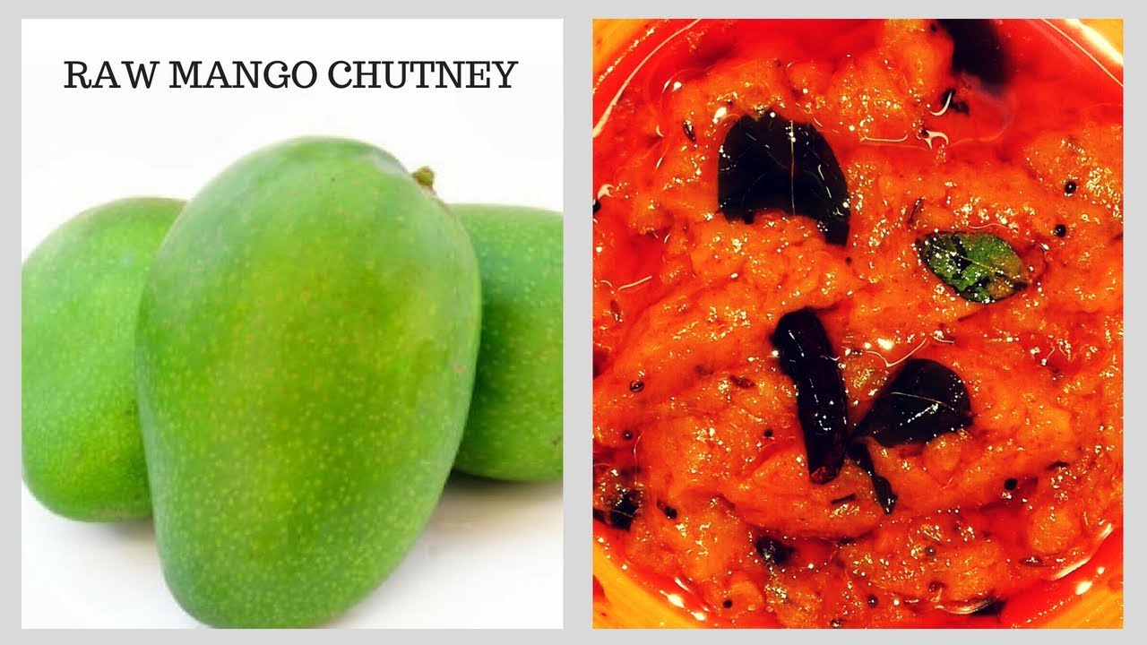 Raw mango chutney recipe its a traditional south indian recipe by raw mango chutney recipe its a traditional south indian recipe by ayeshas world in urduhindi youtube forumfinder Image collections