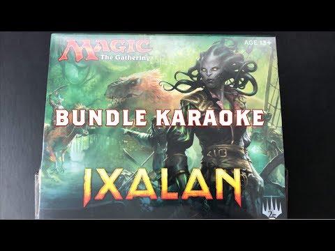 Ixalan Bundle Karaoke - Release Week!!