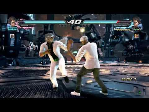 Tekken 7 Amazing moment everyone think he lose but he win