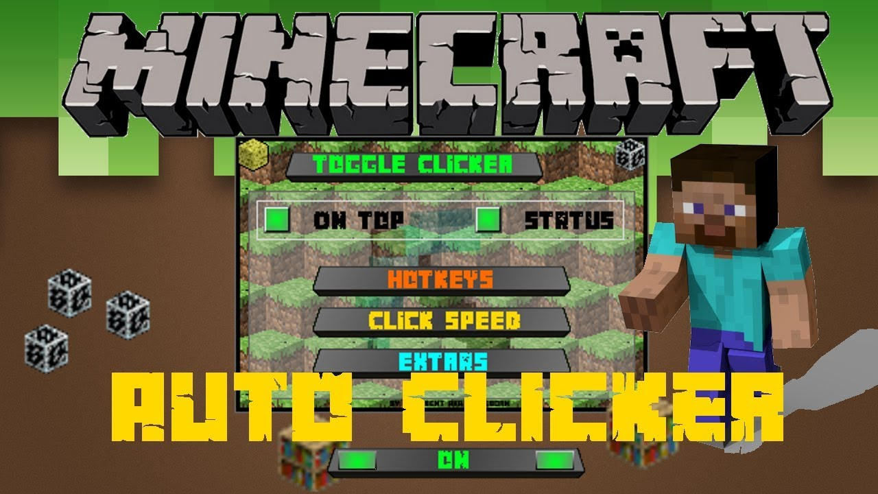 minecraft auto clicker forge