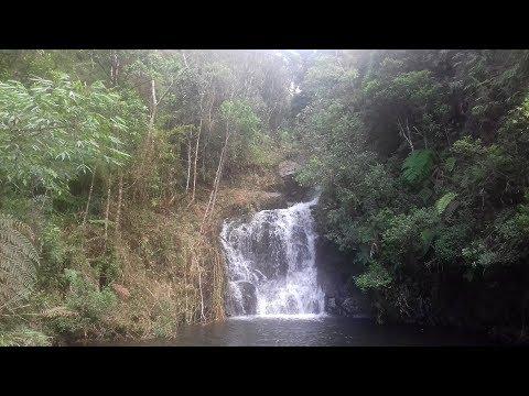Cachoeira Dos Solais - Tijucas Do Sul, PR