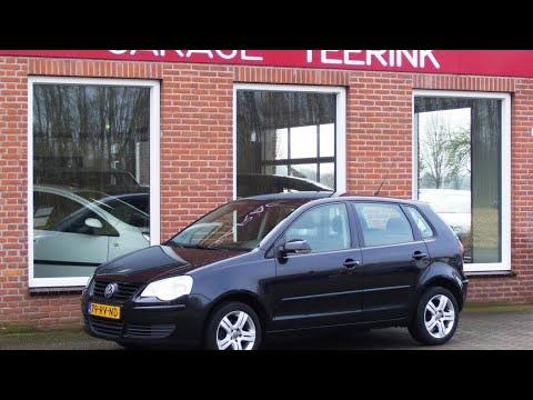 Volkswagen Polo 1.4-16V Turijn 5-drs airco, elekr.ramen, radio/cd, stuurbekr. LMV