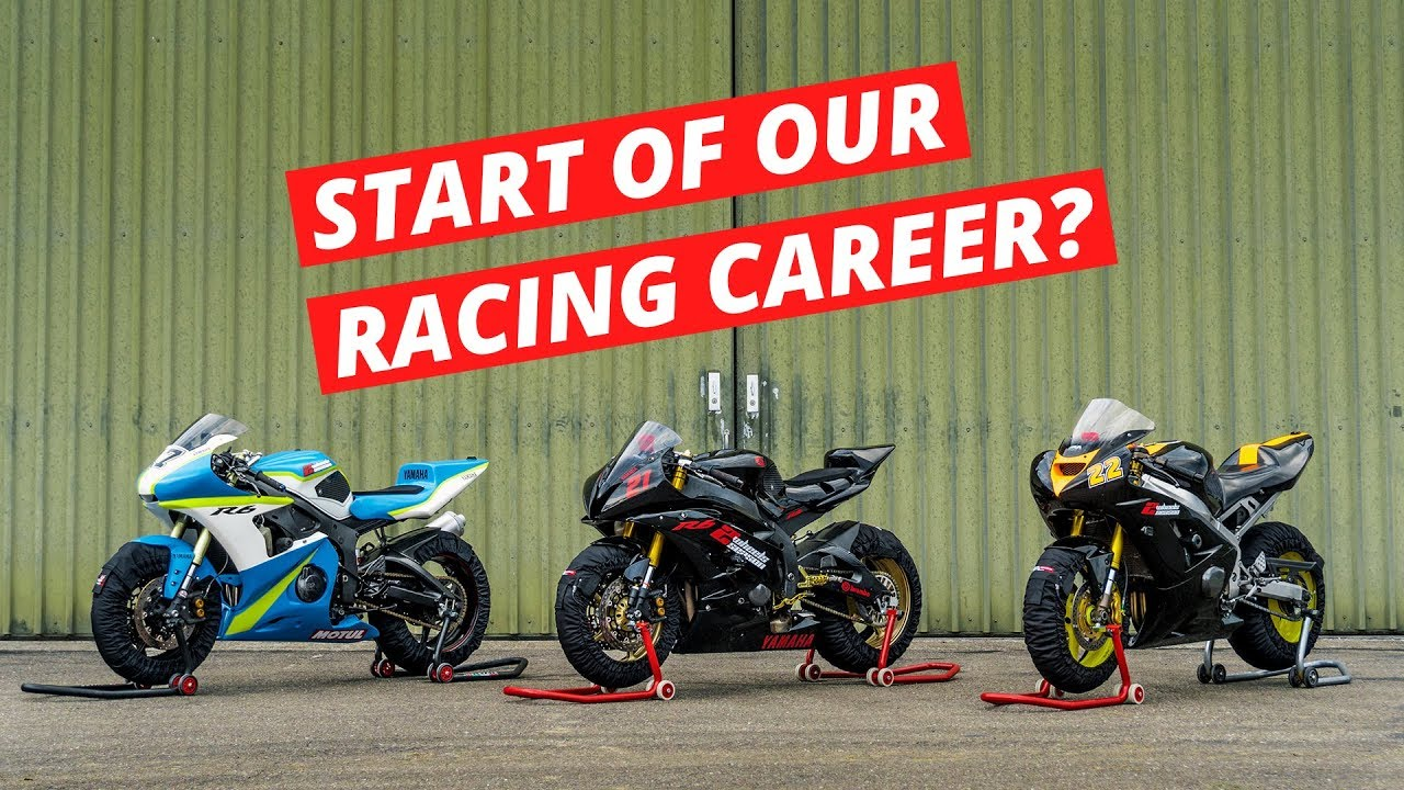 how to start a racing career