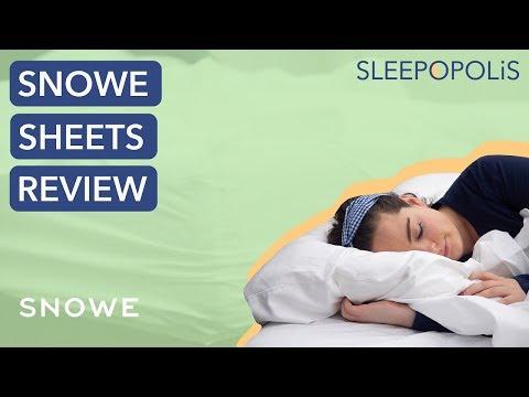 Snowe Sheets Review 2021 Sleepopolis