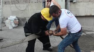 «Մալաթիա մոլ»-ում բռնկված հրդեհը մեկուսացվել է