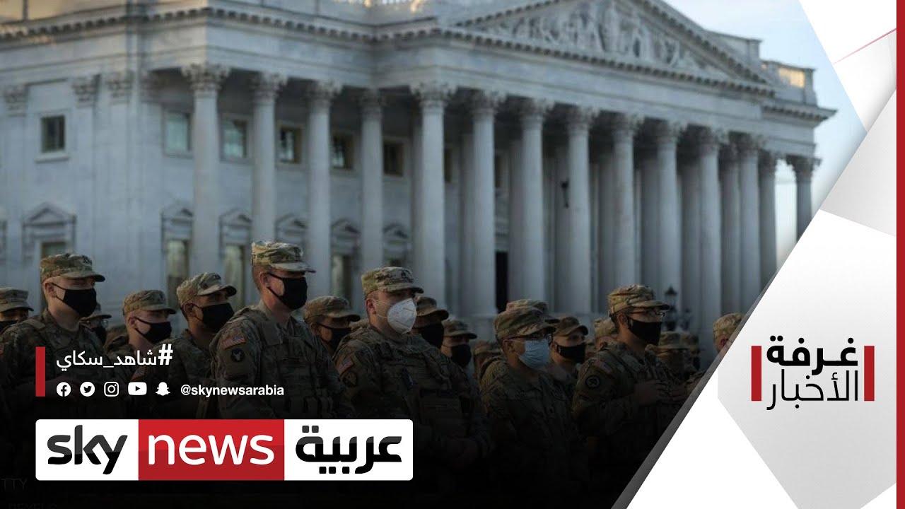 الغارات الأميركية.. رسالة لإيران على أرض سورية | غرفة الأخبار  - نشر قبل 10 ساعة