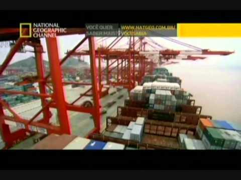 Industria Humana   Porto de Shanghai
