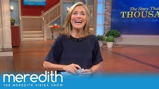 An Emotional Oxford House Surprise For Meredith! | The Meredith Vieira Show