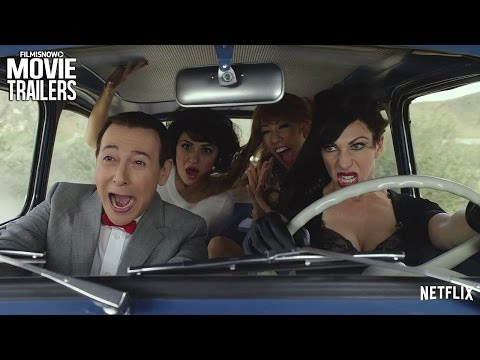 Peewee Herman takes his firstever holiday  PEEWEE'S BIG HOLIDAY   Netflix HD
