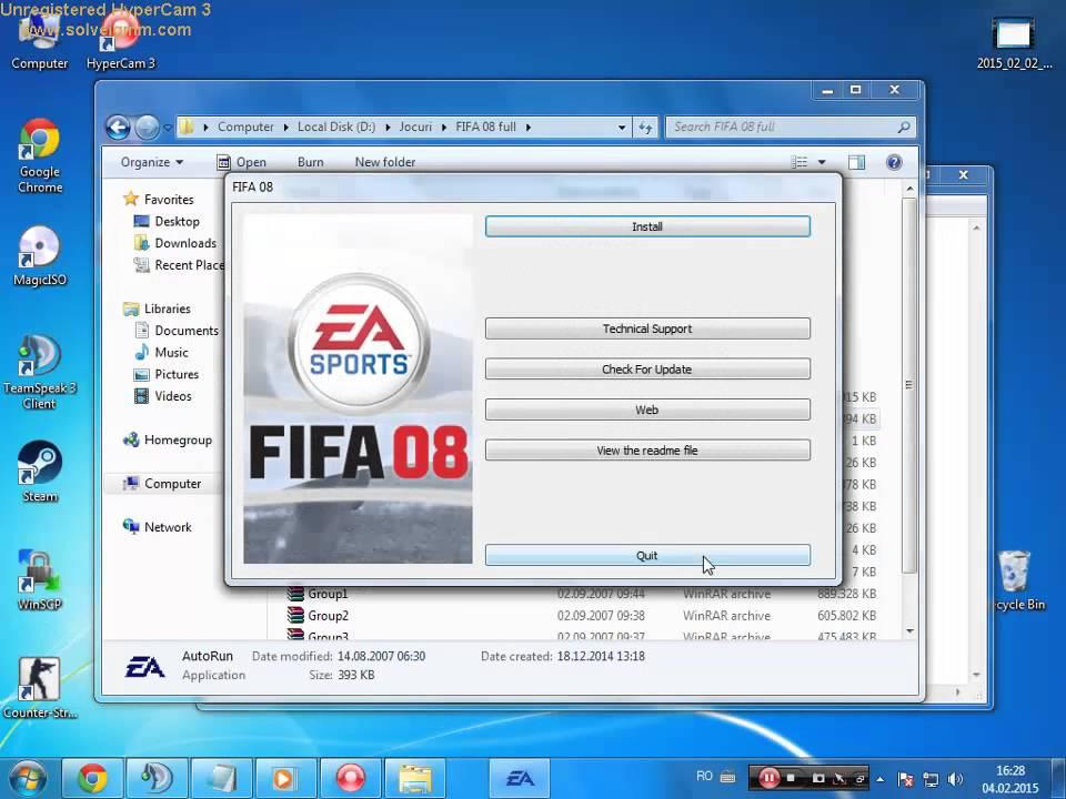 fifa 08 crack download fisierulmeu