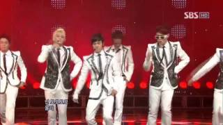 B2ST - Mistery (Beast - Mystery) 100110 sbs Popular song