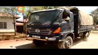 Polisi wanaolinda maonyesho ya kilimo waugua Kipindupindu