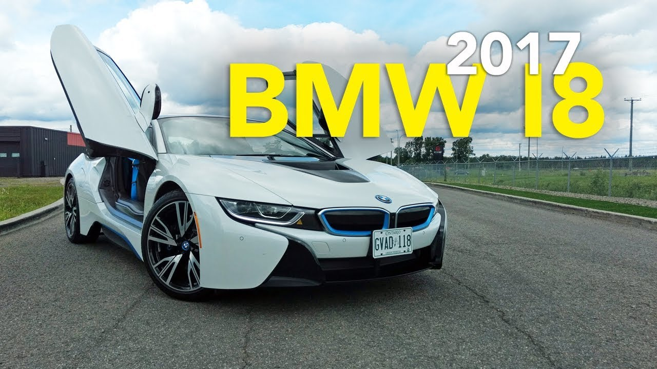 2017 Bmw I8 Review Youtube