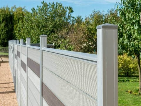 wood plastic fence panels for sale in ireland