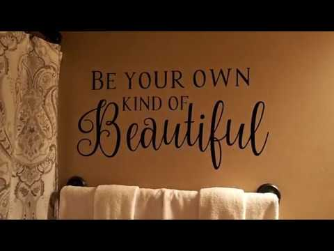 Vinyl Decal - Removable Wall Art