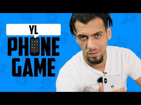 Youtube: YL – PHONE GAME: Son 1er téléphone, Louane, Waze, Rohff, son selfie de rêve, Future…