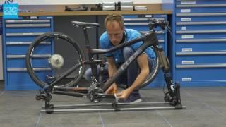 PRO Bike Travel Case Mega setup