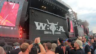 HammerFall - Game of Thrones Intro @ Wacken Open Air xXx 2019