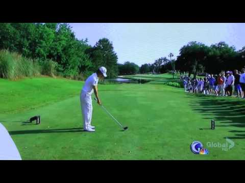 Kevin Na and his