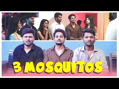 3 Mosquitoes - The software diaries ||  Don Pruthvi Ft. Shanmukh jaswanth || Infinitum Media