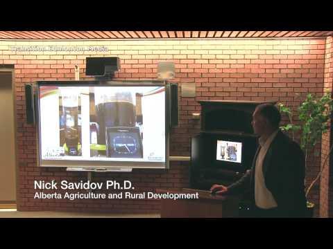 Evolution of Aquaponics - Dr. Nick Savidov Ph.D. - Project Aquaponics