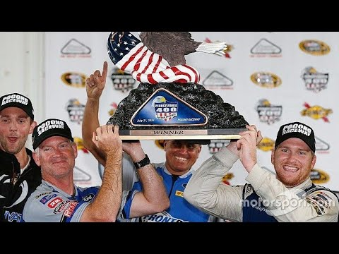My Trip To The 2016 Pennsylvania 400 Weekend
