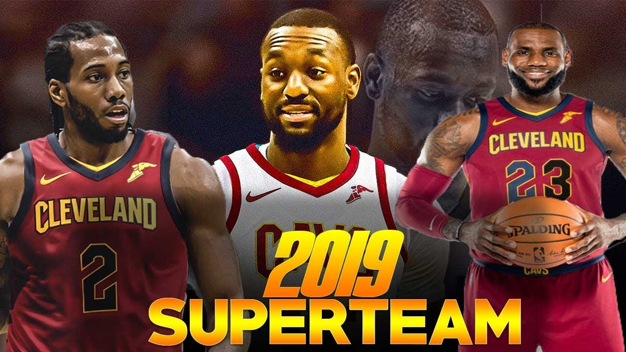 8c1156a07575 THE CAVS TRADE FOR KEMBA WALKER AND KAWHI LEONARD THAT MUST HAPPEN! KEEP  LEBRON FOR 2019 SUPERTEAM!
