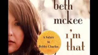Bobby Charles Small Town Talk Beth McKee